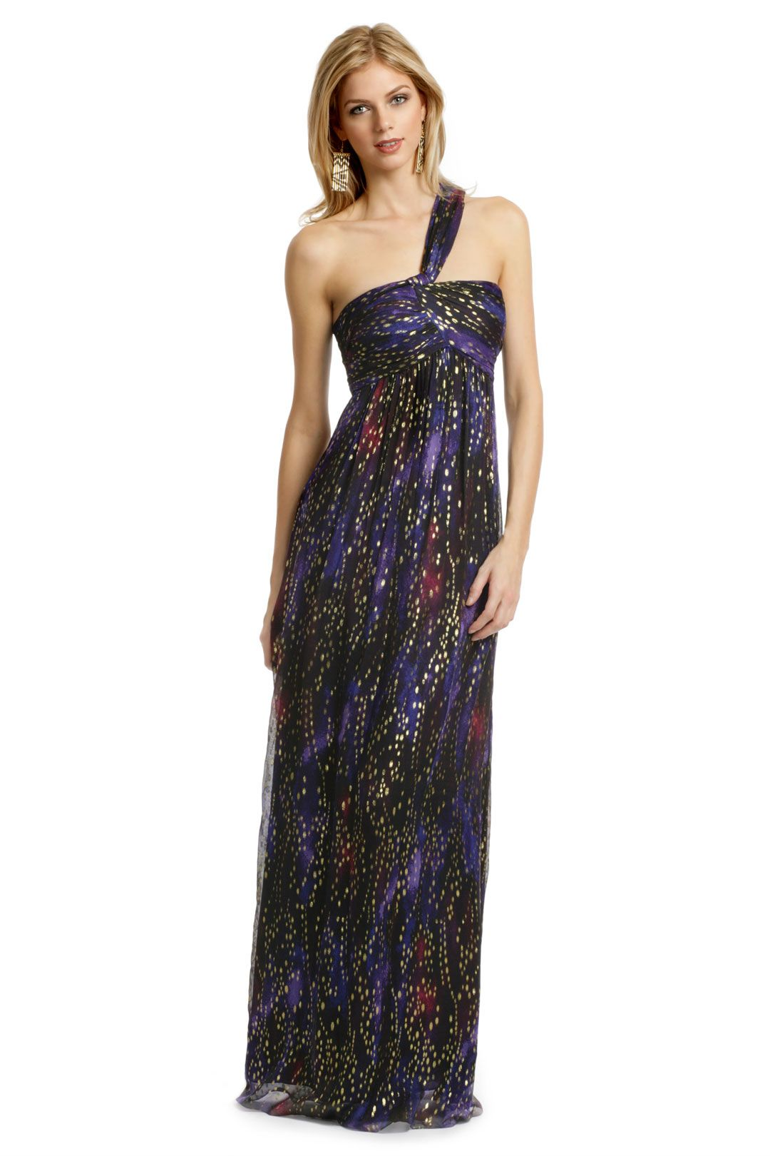 Majestic waters gown nicole miller gowns and clothes