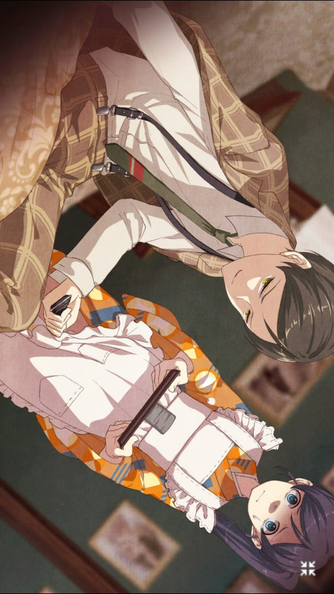 Pin by TalesLana on ゲーム・マンガ(色々) Hotel games, Anime, Dark