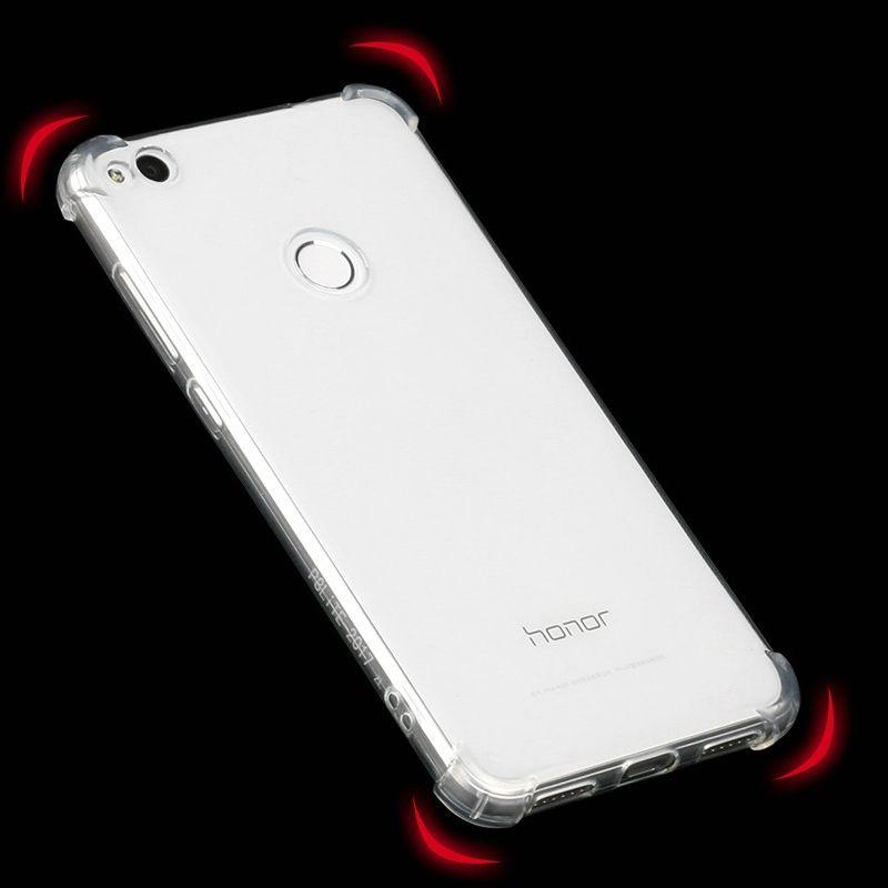 new concept 07265 f2099 For Huawei P8 Lite 2017 Case Transparent Fundas Crystal Soft TPU ...