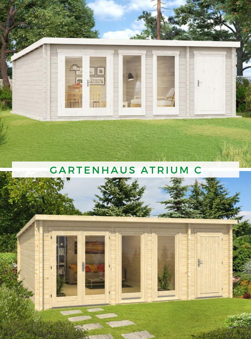 Gartenhaus Atrium 40 C Mit Extra Gerateraum Gartenhaus Atrium 40 C Mit Extra Gerateraum Gartenhaus Pultdach Gartenhaus Haus