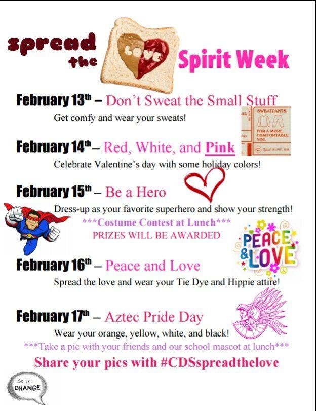 Image Result For Valentines Spirit Week Stuco Pinterest