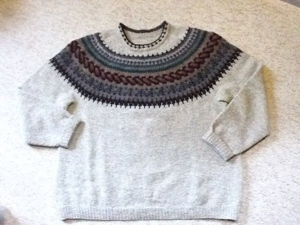 Original Fair Isle Yoke Sweater | Knitting | Pinterest | Fair isles