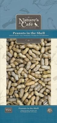 Nature'S Cafe Peanuts - In Shell 40Lb