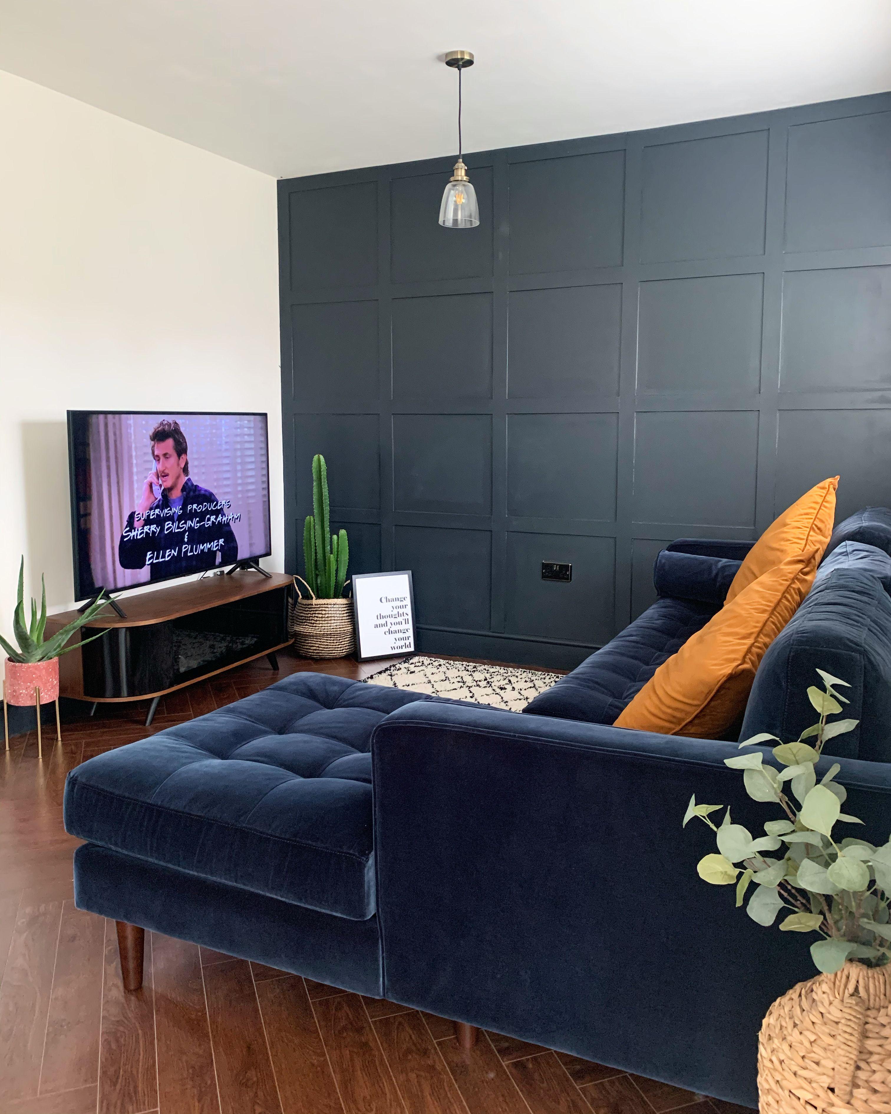 Corner Sofa Seating Area Inspiration Navy Sofa Living Room Navy Living Room Decor Navy Living Rooms