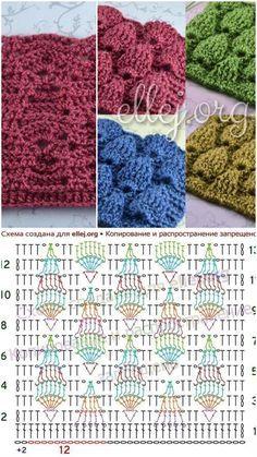 Cardigan En Punto Figs Crochet Patron Crochet Samples