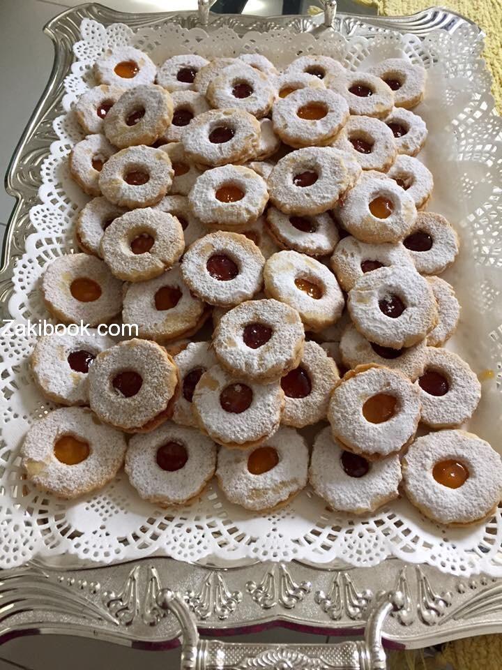 طريقة عمل سابليه هش هشاشة وخفيف خفة ماتتوصفش زاكي Ramadan Desserts Yummy Sweets Arabic Dessert