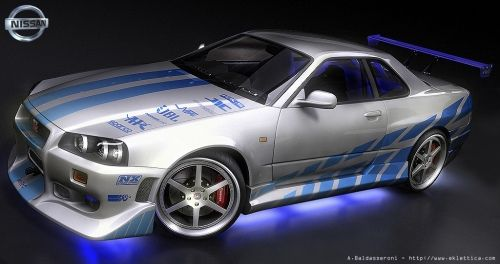 omg i want this car so bad nissan skyline gtr - Fast And Furious Cars Skyline