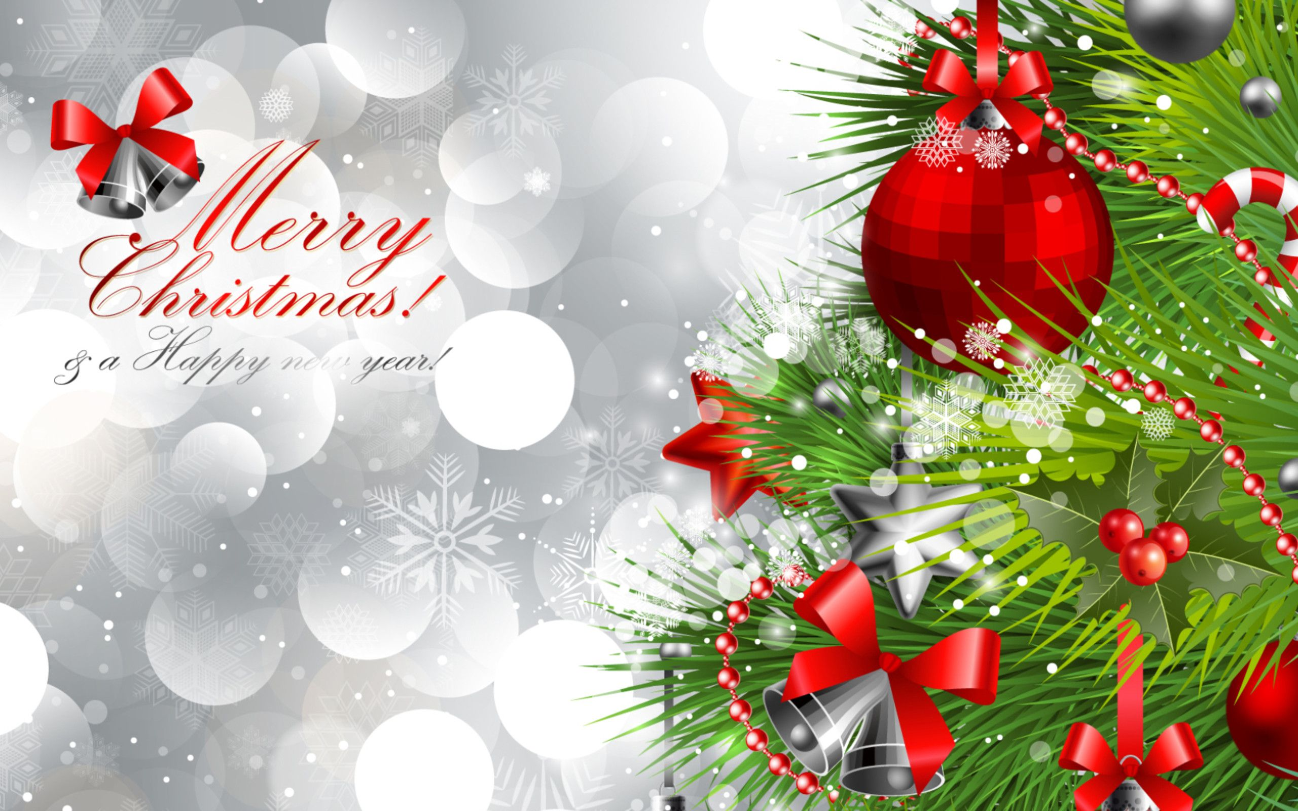 happy new year merry christmas wallpapers | adorable wallpapers