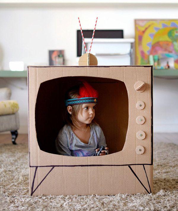 5 Juegos Caseros Con Carton Para Hacer En Casa Manualidades Con