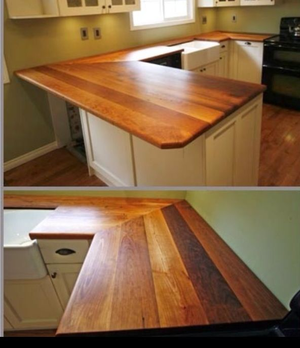 Kitchen Island Tops: Pure Tung Oil (Chinawood Oil)