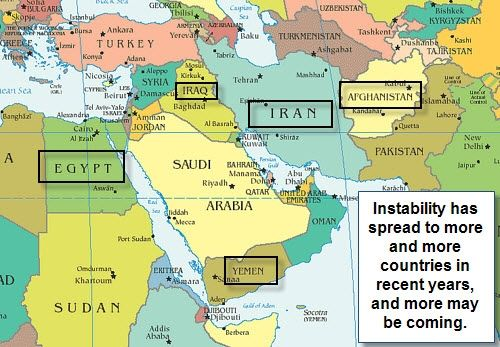 map of egypt isreal jordan and saudi arabia  Google Search  maps