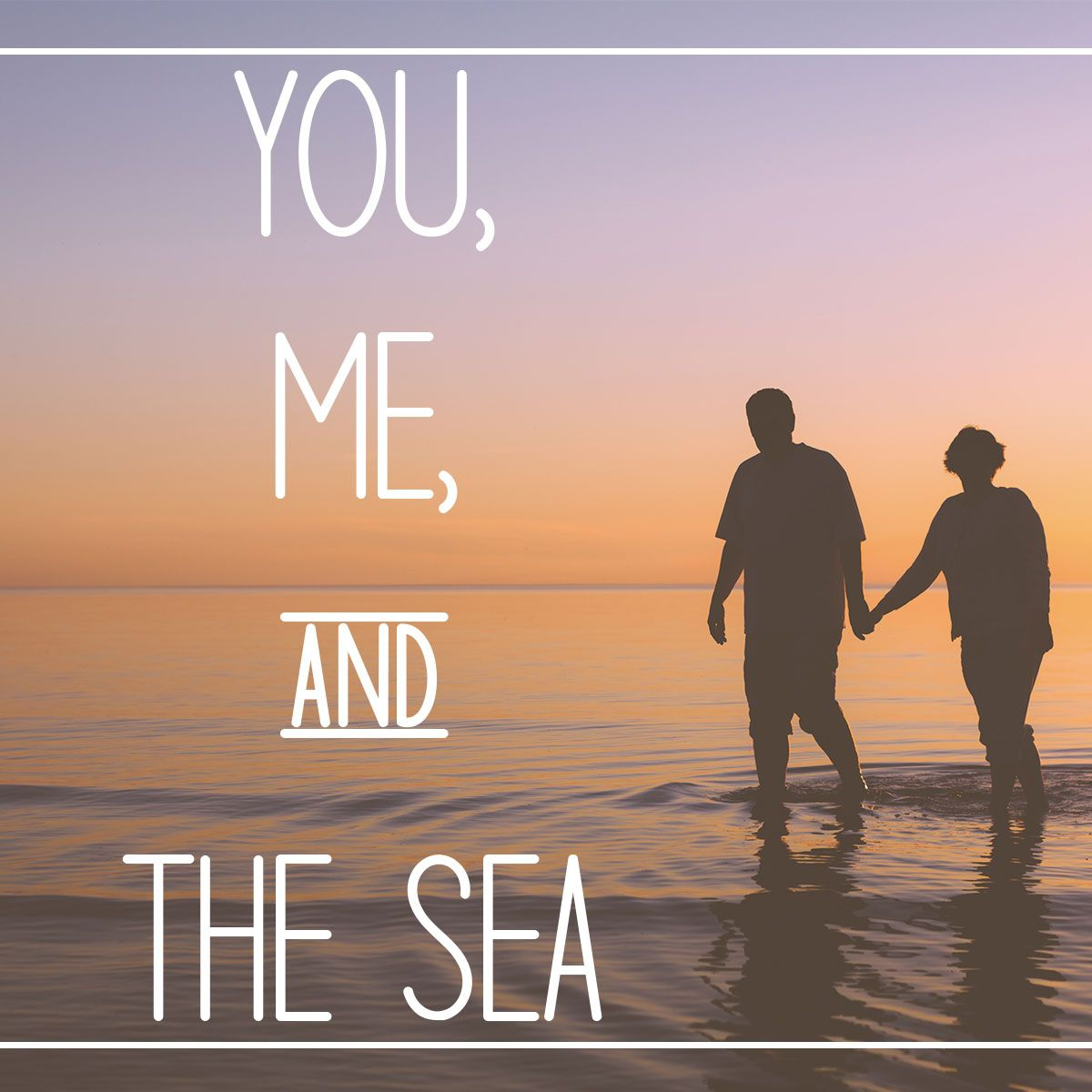 74dfd51b2988 Who is your hand-holding, beach walking partner?? Tag them here!! 👣