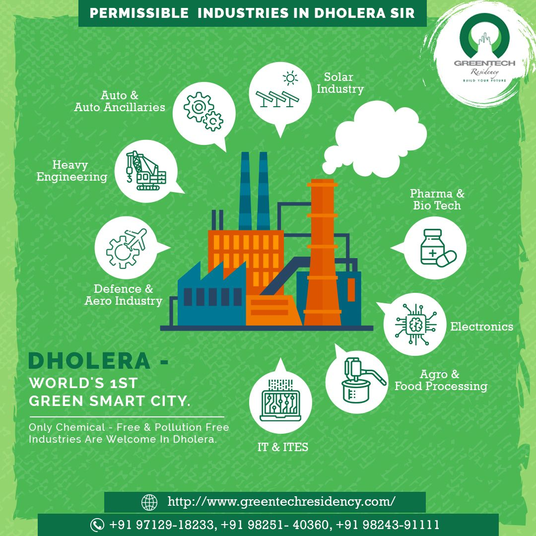 Dholera is set to one of India's most developed