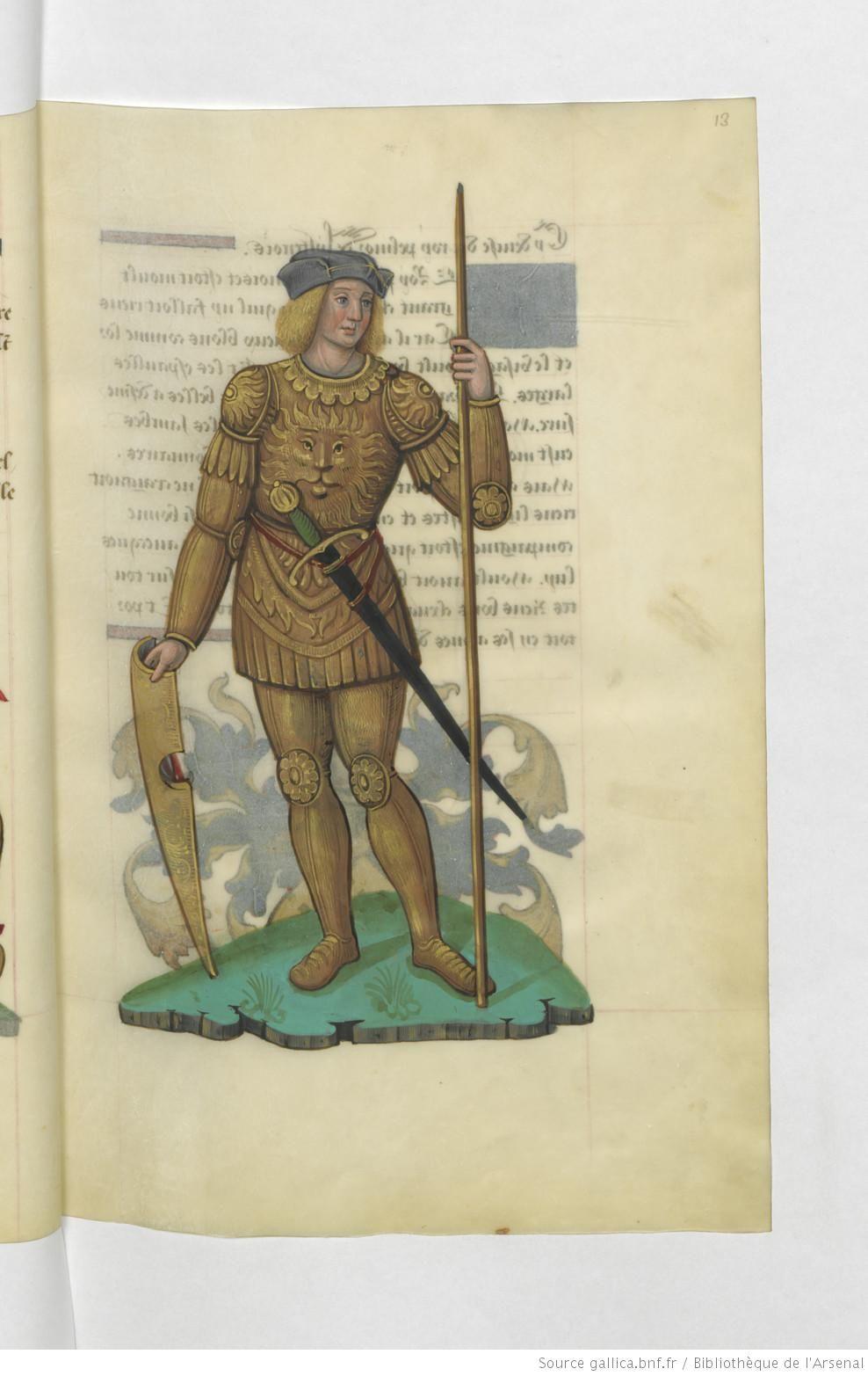 Ce sont les noms armes et blasons des chevaliers et - Blason chevalier table ronde ...