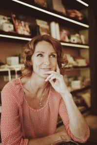 Eine inspirierende Autorin über ein noch fesselndes Buch!Die Autorin Anja Jonuleit