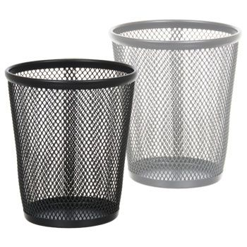 Bulk Wire Mesh Pencil Holders, 425 in at DollarTree Wire - bulk halloween decorations
