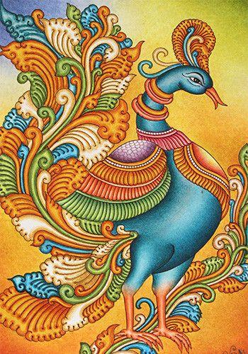 Mural Painting Design 3 Art Amp Utilities In 2019 Kerala