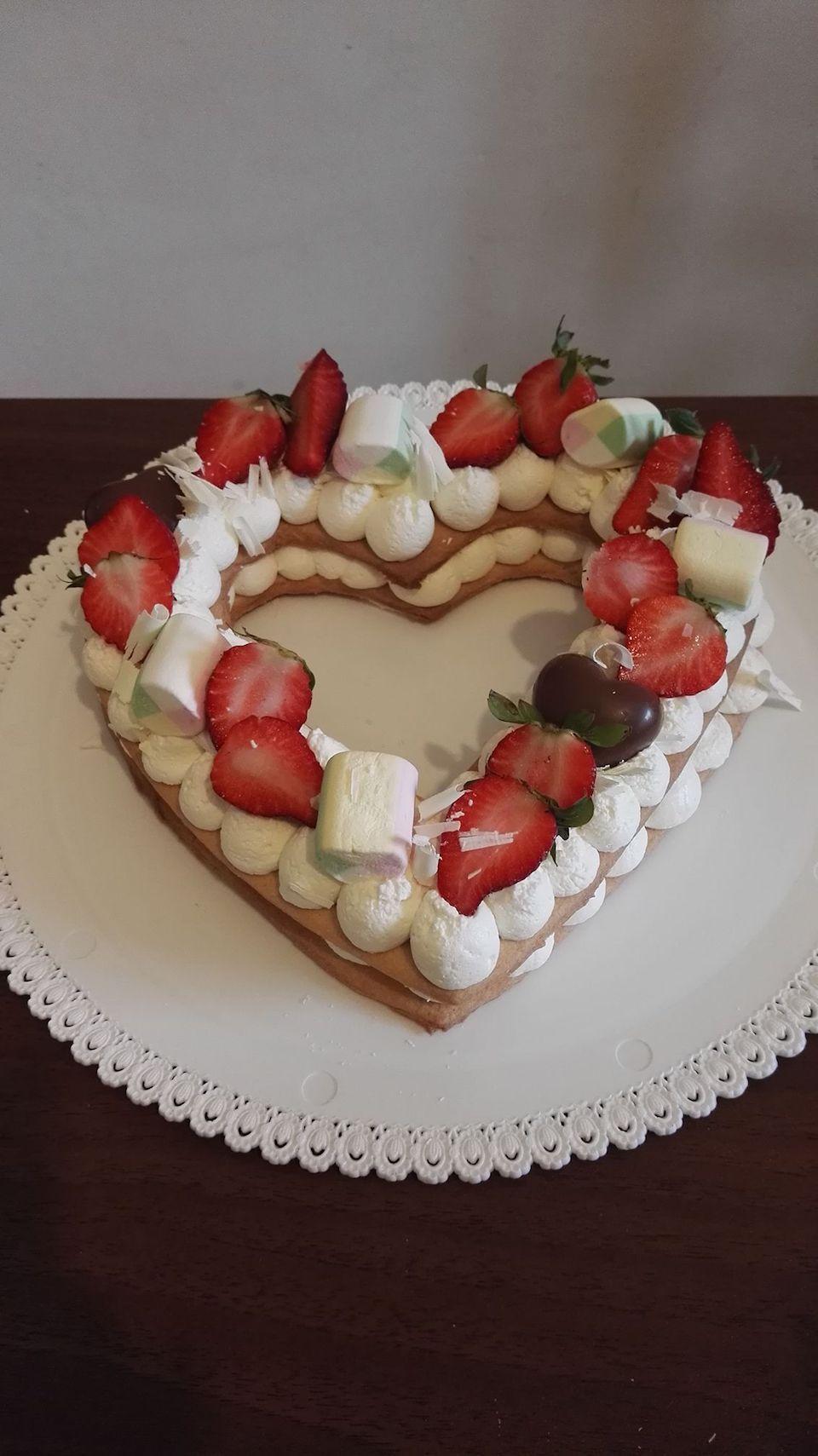 Cream Tart Tante Idee Per Torte A Forma Di Lettere E Numeri Torta