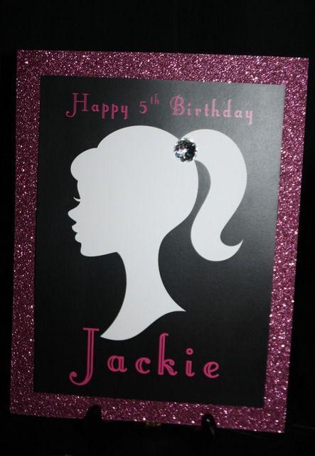 """Photo 1 of 31: Barbie Glam / Birthday """"Twin's Barbie Birthday Party""""   Catch My Party"""