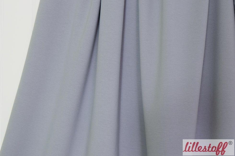 lillestoff » Sweat Pastell grau « // hier erhältlich: http://www.lillestoff.com/sweatpastellgrau.html
