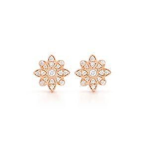 23994e75d Tiffany Enchant®:Flower Earrings   Cute Things   All that glitters ...