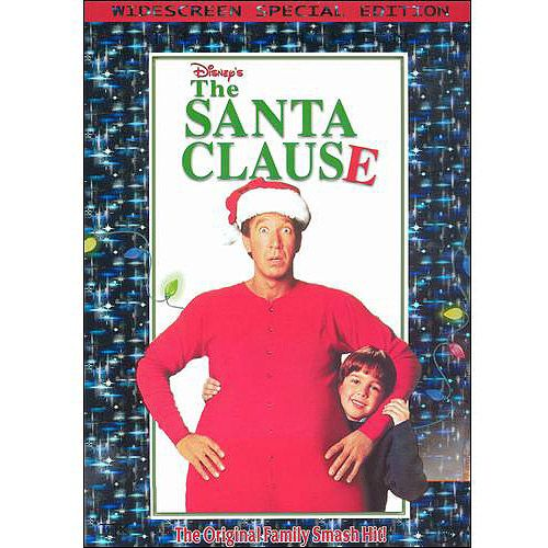 The Santa Clause (Special Edition) (Widescreen): Movies : Walmart.com