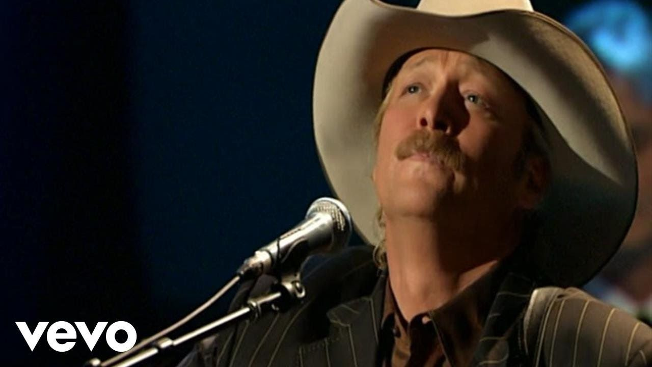 Alan Jackson The Old Rugged Cross Live In 2019 Christian