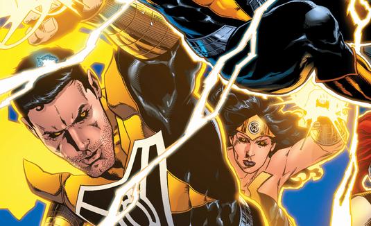 yellow lantern superman - 535×326