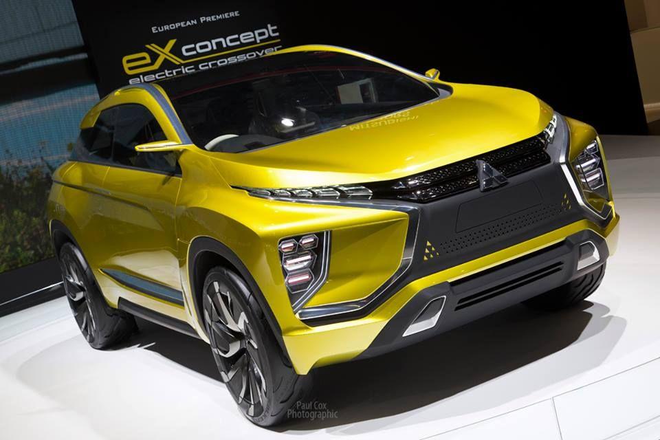 Mitsubishi Ex Concept Http Www Wintonsworld Com