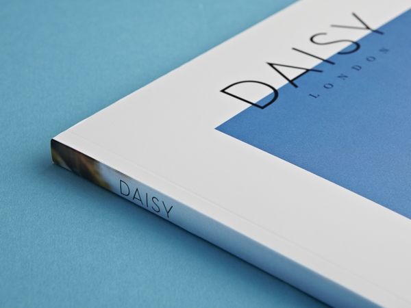 Daisy London by Two Times Elliott , via Behance