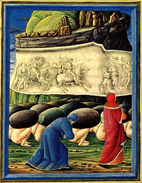Purgatorio Dantes Book