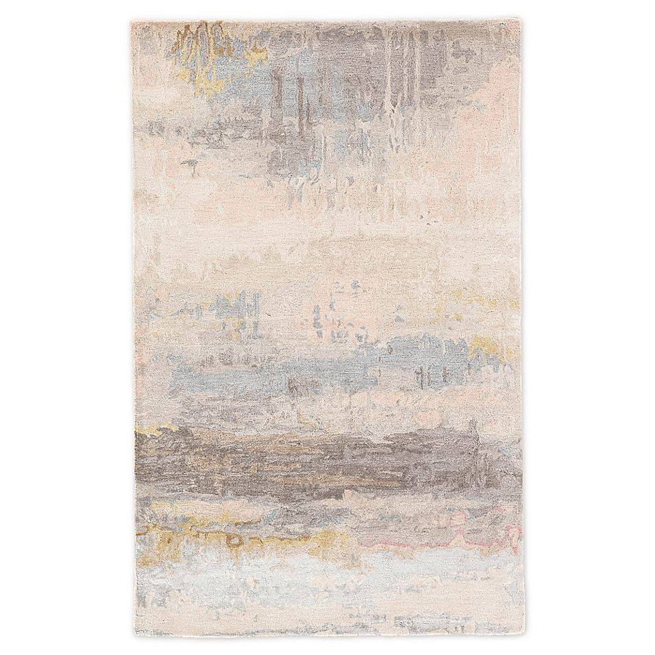 Jaipur Living Benna Abstract 8 X 11 Handcrafted Area Rug In