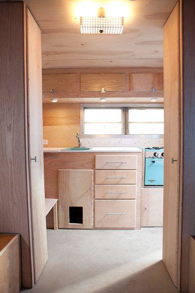 Vintage Camper Rebuild | :: caravan dreams | Camper renovation