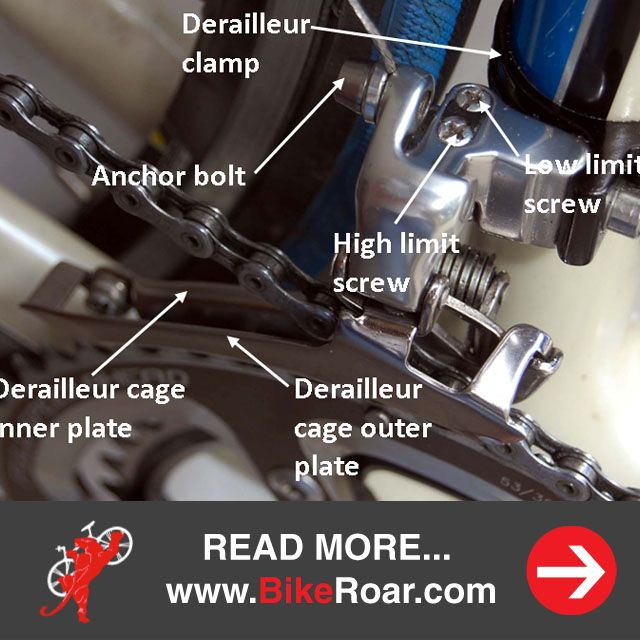 How To Adjust Your Front Derailleur In 5 Easy Steps Bike Repair