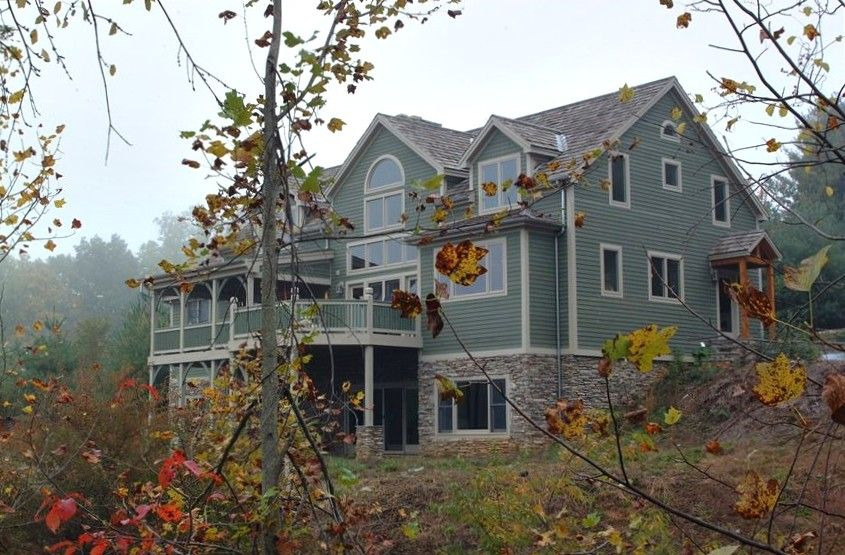 Chateau / Country House vacation rental in Asheville from