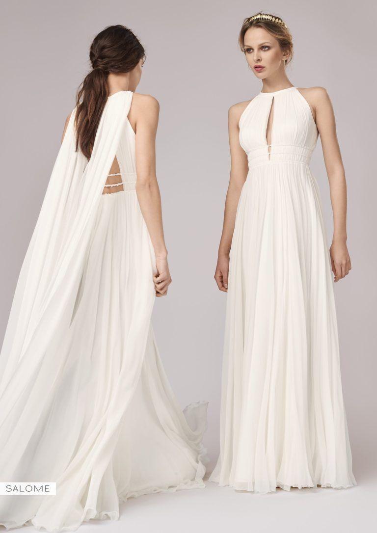 Romantic chic anna kara wedding dresses collection kara