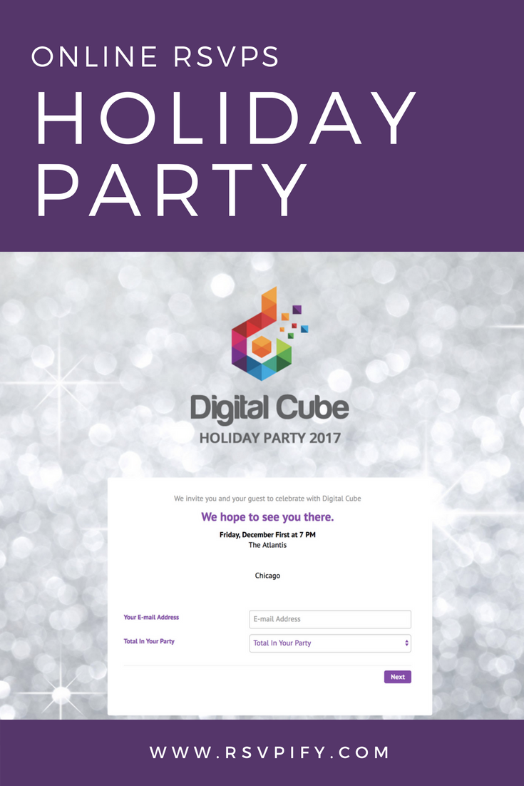 online rsvp tools for your corporate events or holiday party manage your guest list with our powerful guest management tools start by creating your free
