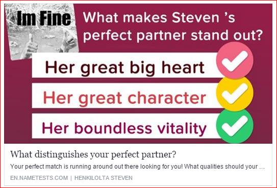 I found HER http://en.what-character-are-you.com/d/en/best.html https://www.facebook.com/steven.veshi