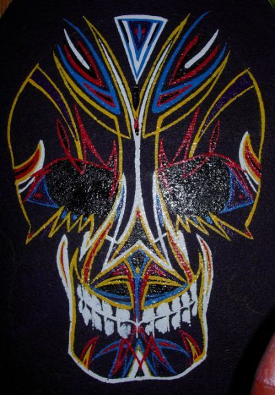 pinstripe tattoo designs skull | tattoo ideas | pinterest