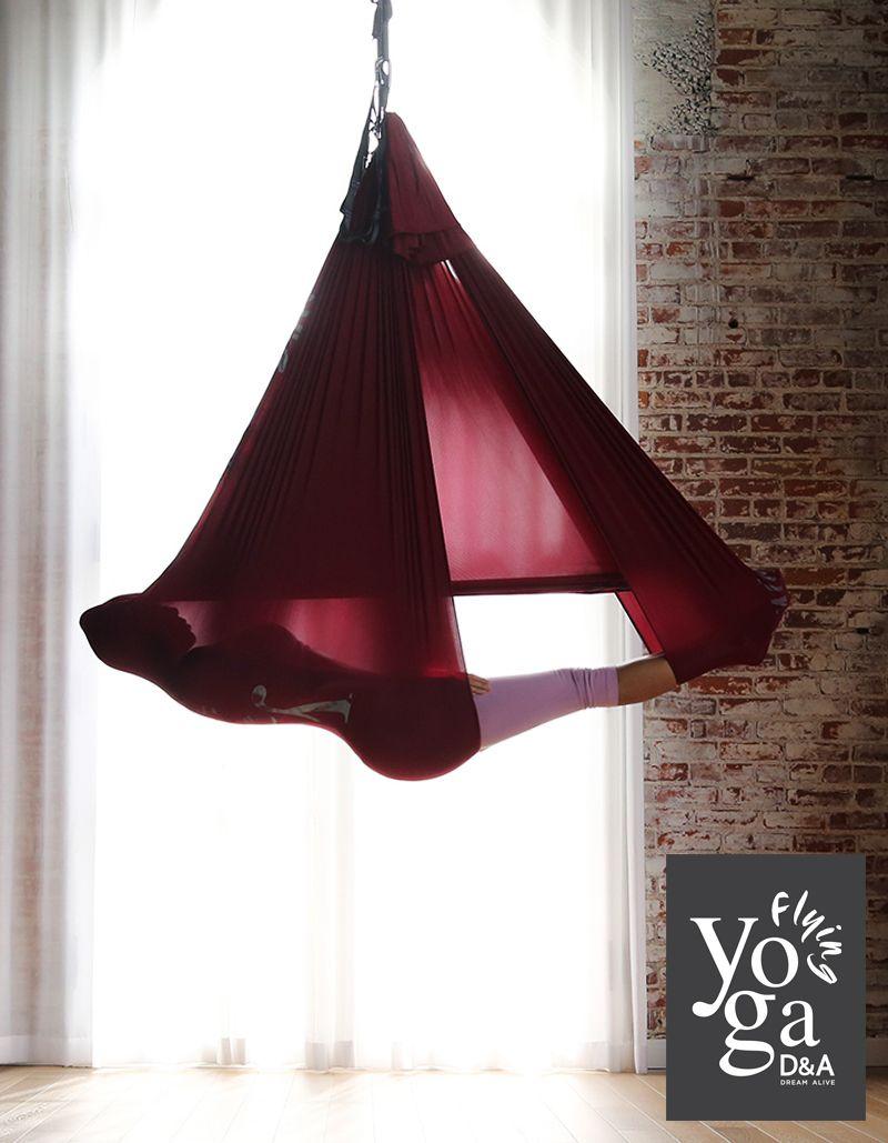 D A Flying Yoga Aerial Yoga Poses Aerial Yoga Air Yoga