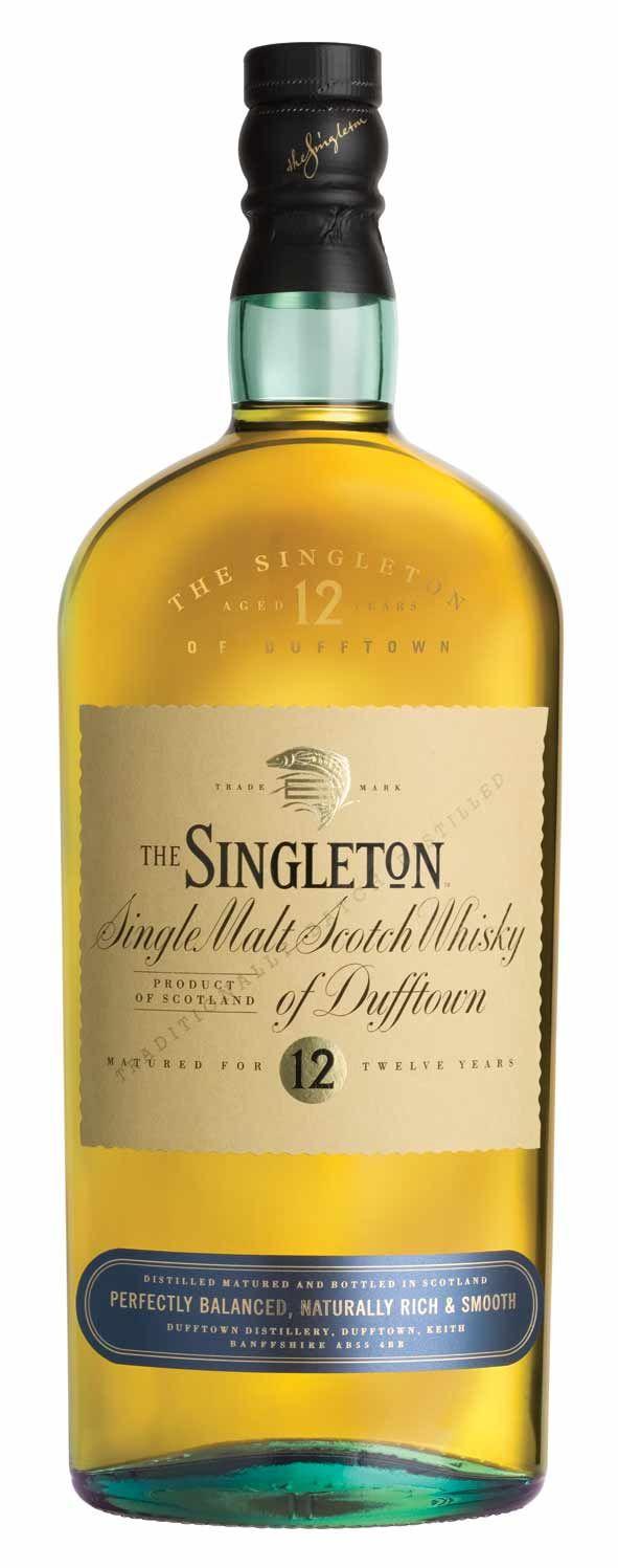 Singleton 12 Years of Dufftown Single Malt Whisky 3,5/5
