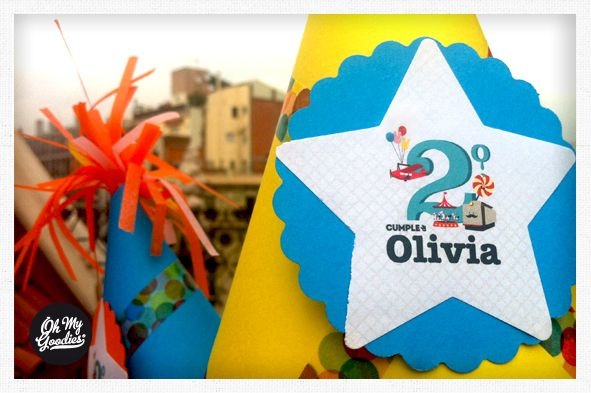 Olivias's 2nd Bday