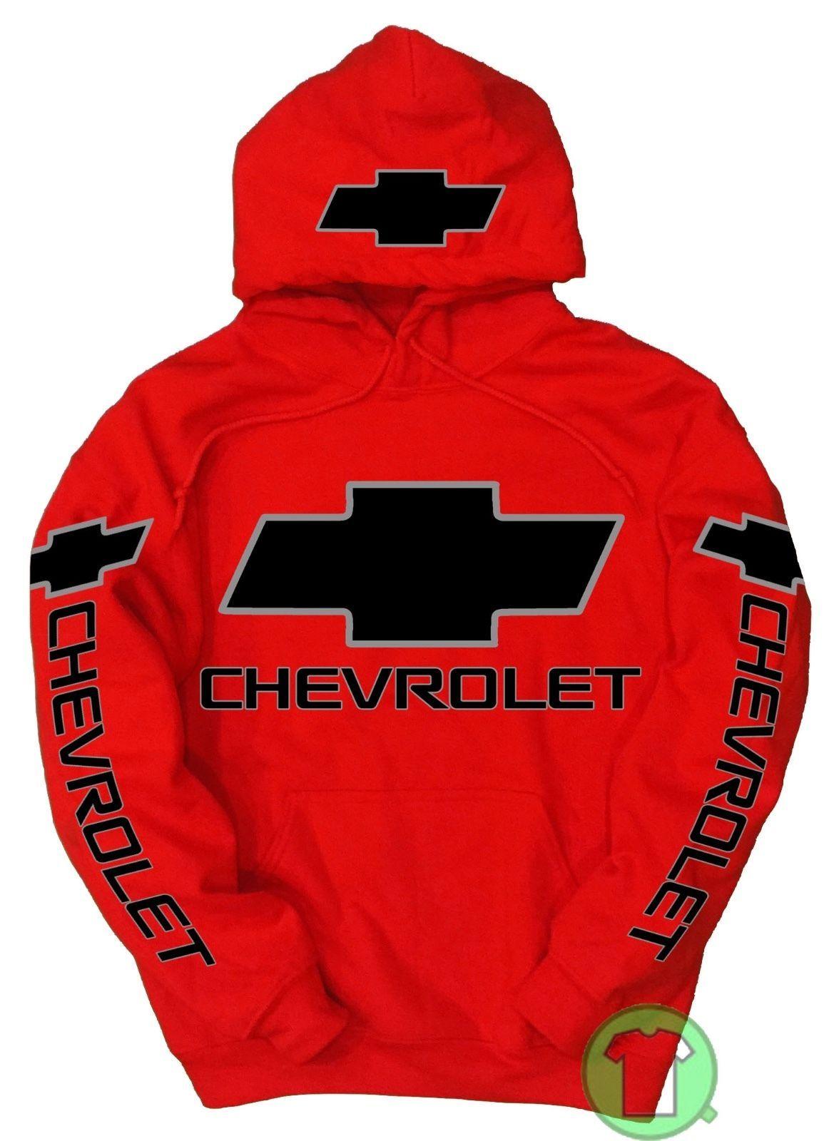 Chevrolet Black Logo Pullover Red Hoodie Chevy Buy Any 2 Hoodies Get Free Tee Red Hoodie Black Logo Free Tees [ 1600 x 1176 Pixel ]