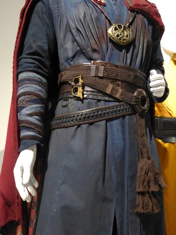 2a72bfae109 Doctor Strange movie costume detail