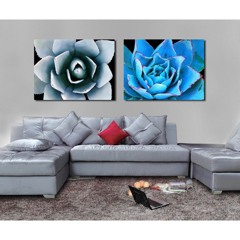 Wall Art HD Picture Modern Home Decoration Print Painting Living Room Bedroom Canvas Hot Sell 40cm x 50cm 2 Pcs CY-200 $14.7