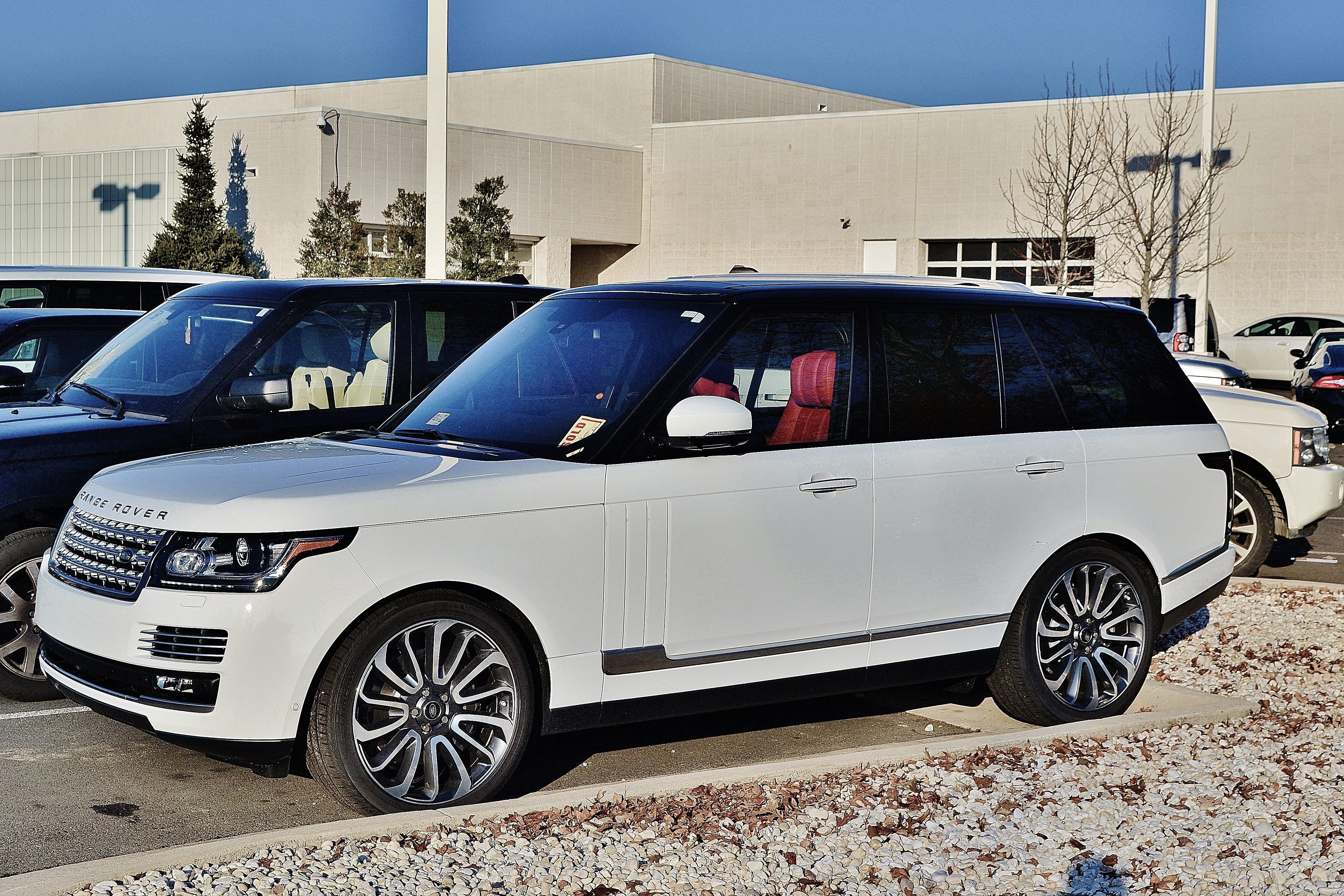 Landrover Autobiography Limited Edition 135 000 Msrp Cool Dmv Luxury Rich Land Rover Range Rover Suv Car