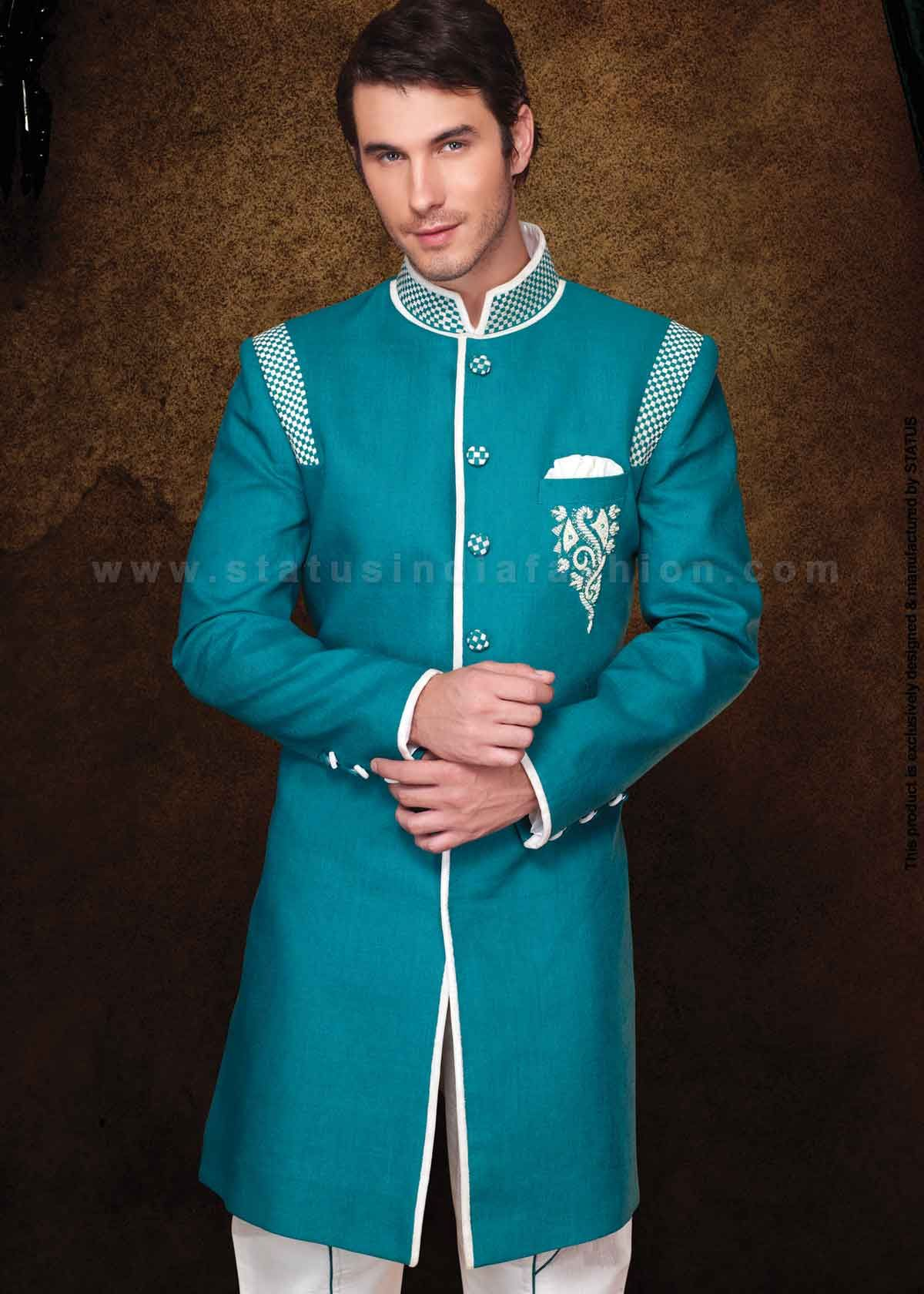 Lovely Indian Groom Wedding Outfits Ideas - Wedding Ideas ...