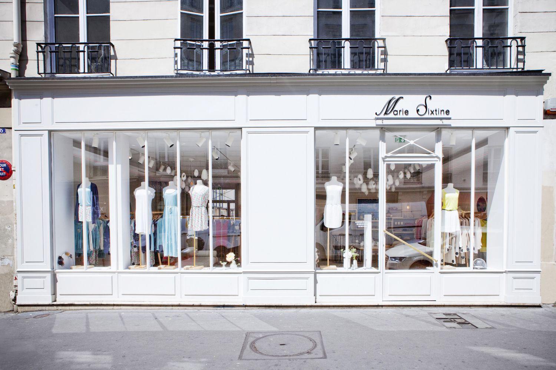 Chez Marie Sixtine : Marie sixtine