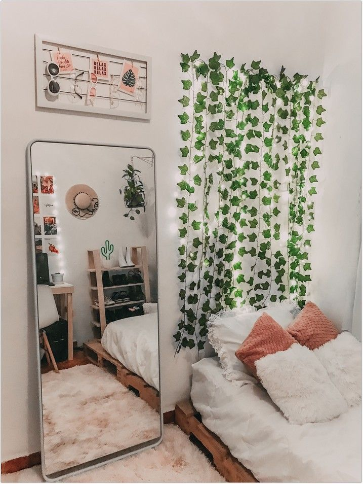 ↗40+ the nuiances of pretty dream room for teen room decor #roomdecor#teenagerbedroomideas (8)