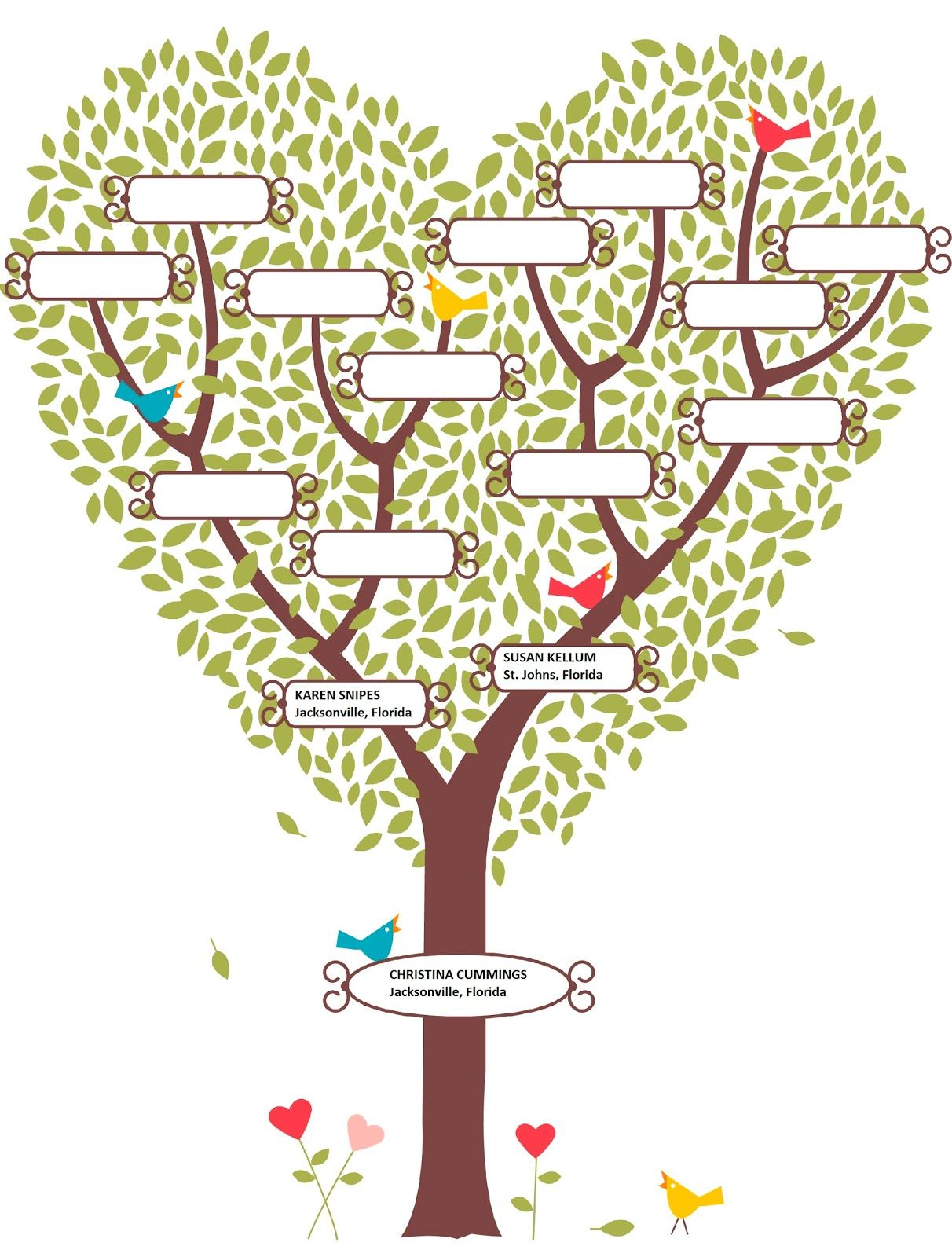 simple family tree designs see what a 99 investment can do for you